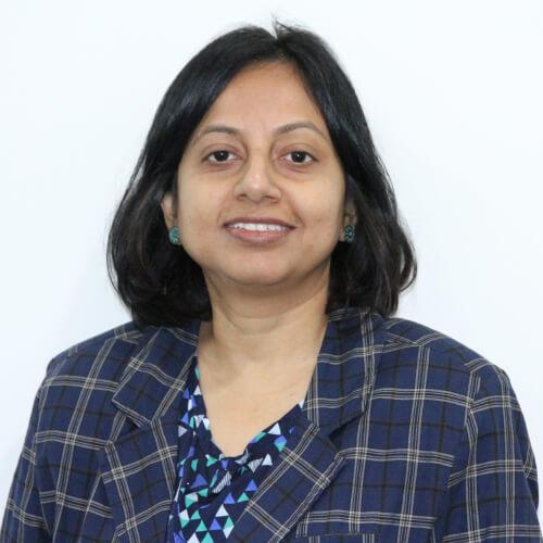 Dr Urmi Chatterjee